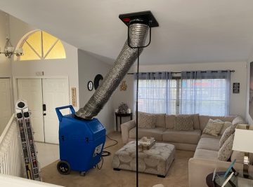 air duct cleaning and sanitation