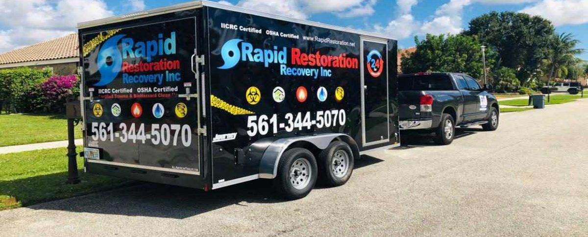 RAPID RESTORATION OF BOCA RATON FLORIDA