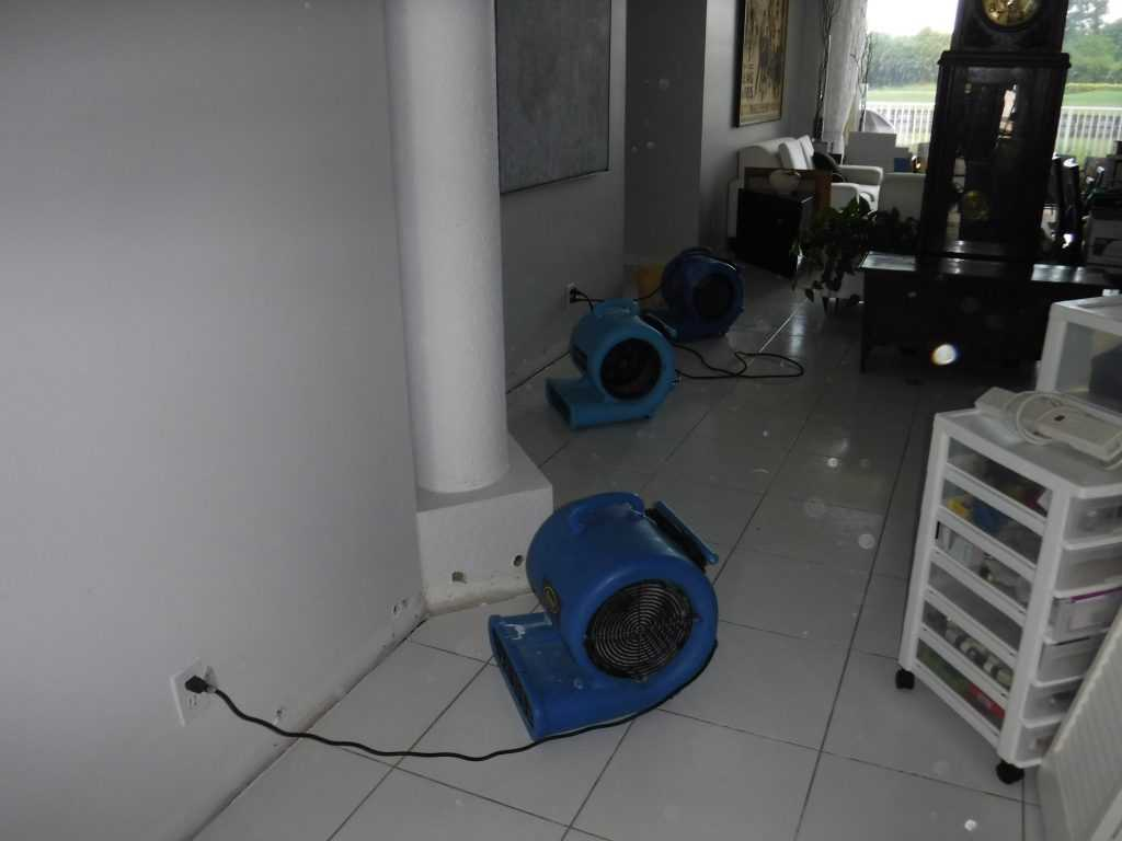 water damage company boca raton